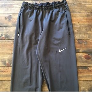 Nike Gray Track Pant